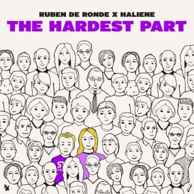 Ruben de Ronde x HALIENE - The Hardest Part (incl. Sound Quelle Remix)