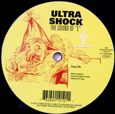 Ultra Shock - The Sound Of E