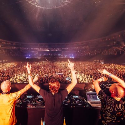 Above & Beyond live at Group Therapy 350 (11.10.2019) @ Prague, Czech Republic