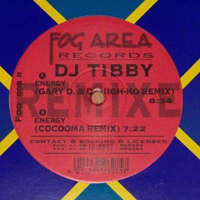 DJ Tibby - Energy (Gary D. & DJ High-Ko Remix)