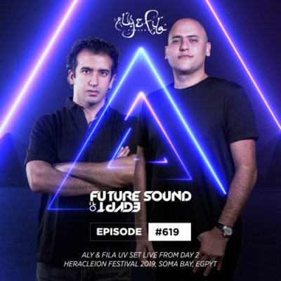 Future Sound of Egypt 619 (09.10.2019) with Aly & Fila