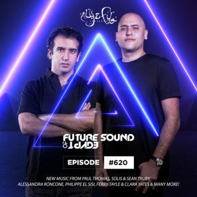 Future Sound of Egypt 620 (16.10.2019) with Aly & Fila