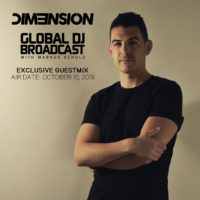 Global DJ Broadcast (10.10.2019) with Markus Schulz & DIM3NSION