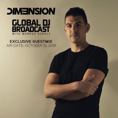Global DJ Broadcast (10.10.2019) with Markus Schulz & DIM3NSION
