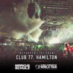 Global DJ Broadcast: World Tour – Hamilton (03.10.2019) with Markus Schulz