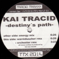 Kai Tracid - Destiny's Path