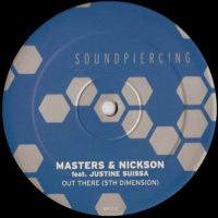Masters & Nickson feat. Justine Suissa - Out There (5th Dimension)