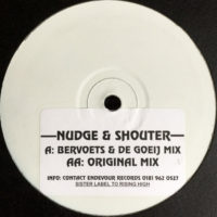 Nudge & Shouter - Blue Lagoon (Bervoets & De Goeij Mix)