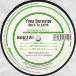 Yves Deruyter – Back To Earth
