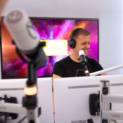 A State Of Trance 942 (Who's Afraid Of 138 Special) with Armin van Buuren