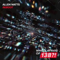 Allen Watts - Reboot