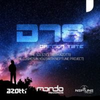 Darren Tate with Azotti & Neptune Project - The Solstice / The Cosmos In You