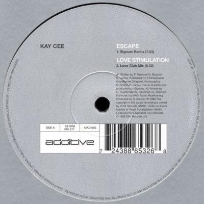 Kay Cee - Escape (Signum Remix)