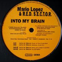 Mario Lopez & R.E.D. S.E.C.T.O.R. - Into My Brain (Plug 'N' Play Remix)