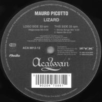 Mauro Picotto - Lizard (Megavoices Mix)