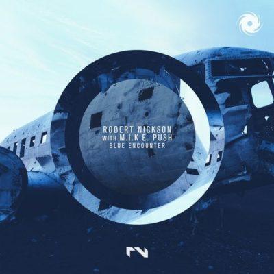 Robert Nickson with M.I.K.E Push - Blue Encounter