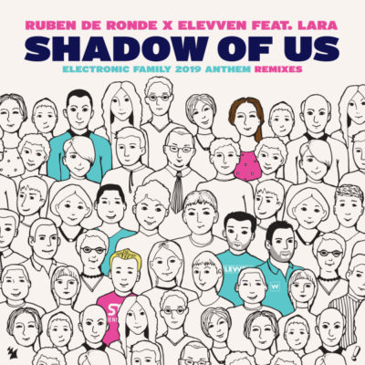 Ruben de Ronde x Elevven feat. Lara - Shadow Of Us (Terry Da Libra & Bogdan Vix Remixes)