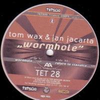 Tom Wax & Jan Jacarta - Wormhole