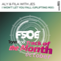 Track Of The Month October 2019: Aly & Fila with JES - I Won't Let You Fall