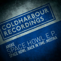 Anske - Space Howl E.P.
