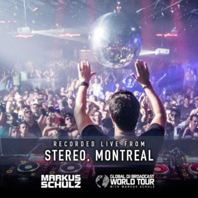 Global DJ Broadcast: World Tour - Montreal (05.12.2019) with Markus Schulz