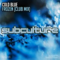 Cold Blue - Frozen