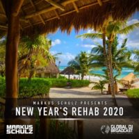 Global DJ Broadcast: New Year's Rehab 2020 (02.01.2020) with Markus Schulz