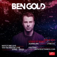 Ben Gold live at A State of Trance 950 (15.02.2020) @ Utrecht, Netherlands