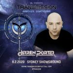 Darren Porter live at Transmission – Another Dimension (08.02.2020) @ Sydney, Australia