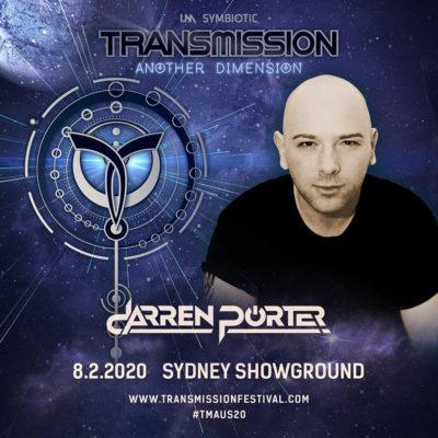 Darren Porter live at Transmission - Another Dimension (08.02.2020) @ Sydney, Australia