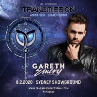 Gareth Emery live at Transmission - Another Dimension (08.02.2020) @ Sydney, Australia