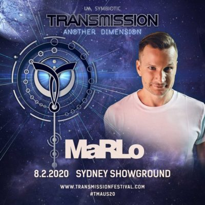 MaRLo live at Transmission - Another Dimension (08.02.2020) @ Sydney, Australia
