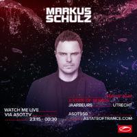Markus Schulz live at A State of Trance 950 (15.02.2020) @ Utrecht, Netherlands