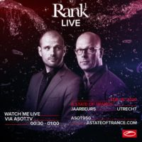 Rank 1 live at A State of Trance 950 (15.02.2020) @ Utrecht, Netherlands