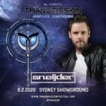 Sneijder live at Transmission – Another Dimension (08.02.2020) @ Sydney, Australia