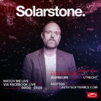 Solarstone live at A State of Trance 950 (15.02.2020) @ Utrecht, Netherlands