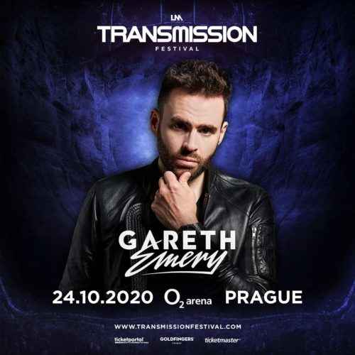 Gareth Emery @ Transmission 2020 Prague