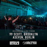 Global DJ Broadcast: World Tour - Brooklyn & Berlin (05.03.2020) with Markus Schulz