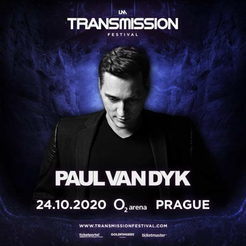 Paul van Dyk @ Transmission 2020 Prague