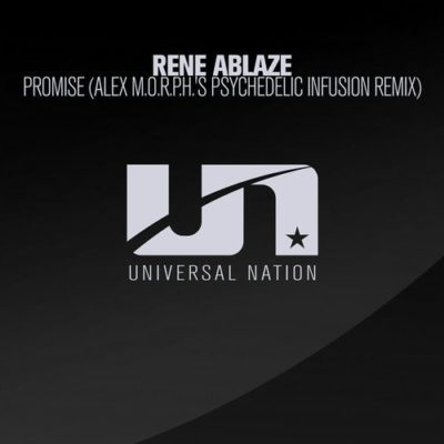 Rene Ablaze - Promise (Alex M.O.R.P.H.'s Psychedelic Infusion Remix)