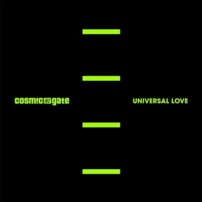 Cosmic Gate - Universal Love