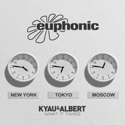 Kyau & Albert - What It Takes