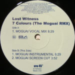 Lost Witness – 7 Colours (Moguai Vocal Mix)