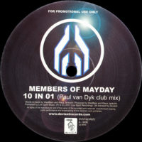Members Of Mayday - 10 In 01 (Paul van Dyk Club Mix)