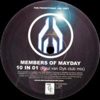 Members Of Mayday - 10 In 01 (Paul van Dyk Club Mix)