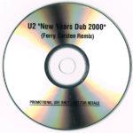 U2 – New Years Dub 2000 (Ferry Corsten Remix)
