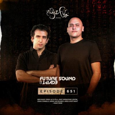 Future Sound of Egypt 651 (27.05.2020) with Aly & Fila