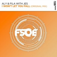 Aly & Fila with JES - I Won't Let You Fall (Extended Mix)