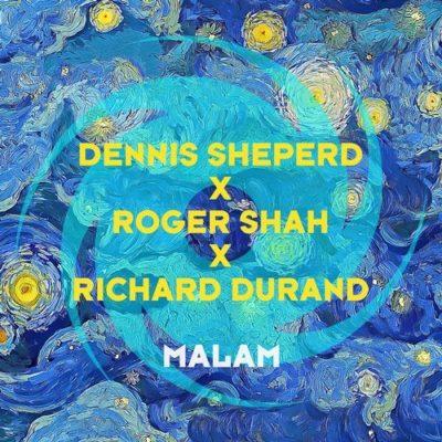 Dennis Sheperd x Roger Shah x Richard Durand - Malam (Richard Durand Remix)