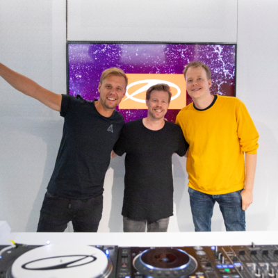Armin van Buuren announces changes for A State Of Trance and Ferry Corsten as monthly resident!